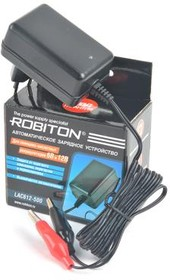 Фото 1/2 ROBITON LAC612-500 BL1, Зарядное устройство для батарей