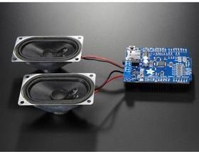 Фото 1/3 MP3 Shield for Arduino w/3W Stereo Amp, (1788)