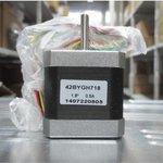 Фото 3/3 Hybrid Stepping Motor 42BYGH718, (42BYGH718)