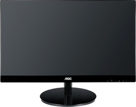 i2769V, Монитор LCD 27'' [16:9] 1920х1080 IPS, nonGLARE, 250cd/m2, H178°/V178°, 1000:1, 50М:1, 5ms, VGA, DVI