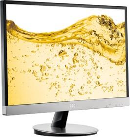 i2269Vwm, Монитор LCD 21,5'' [16:9] 1920х1080 IPS, nonGLARE, 250cd/m2, H178°/V178°, 50М:1, 5ms, VGA, HDMI x2,