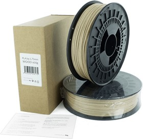 F000063, Картридж Wood Filament PLA 1,75 mm 600g