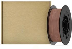 Фото 1/2 F000080, Пластик для принтера 3D BQ Copper Filament PLA 1,75 mm 750 gr