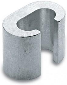 C35-C16ST С образный зажим с оловянной поверхностью, сечение проводников 40-35 -- 16-1,5 мм²