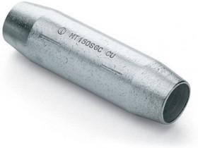 MT630-TD Сквозные соединительные гильзы для высоковольтных кабелей, при напряжении до 33кВ, без внутренней перегородки, сечение проводника