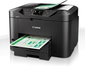0958C007, MAXIFY MB2740 черный, струйный, A4, цветной, ч.б. 24 стр/мин, цвет 15 стр/мин, печать 600x1200, скан