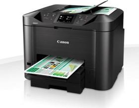 0971C007, MAXIFY MB5440 черный, струйный, A4, цветной, ч.б. 24 стр/мин, цвет 15 стр/мин, печать 600x1200, скан