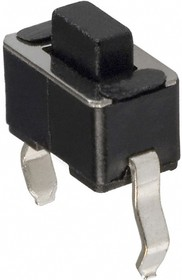 KLS7-TS3601-4.3-180 (TC-0120), Кнопка тактовая 6х3.5мм, h=4.3 мм (SWT-1)