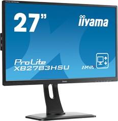 XB2783HSU-B1DP, Монитор LCD 27'' [16:9] 1920х1080 MVA, nonGLARE, 300cd/m2, H178°/V178°, 3000:1, 12М:1, 16,7M Color,