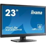 X2380HS-B1, Монитор LCD 23'' [16:9] 1920х1080 IPS, nonGLARE ...