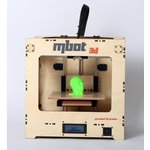 Фото 2/5 MBot Cube Plywood DH [Double Head], (MB3D002)