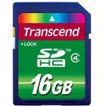 TS16GSDHC4, 16GB SDHC Class4