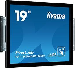 TF1934MC-B2X, Монитор LCD 19'' [5:4] 1280х1024 IPS, GLARE, TOUCH, 250cd/m2, H178°/V178°, 1000:1, 16,7M Color, 14ms