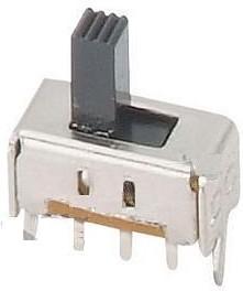 KLS7-SS03-12D02-EG-3.0, Переключатель движковый, Переключатель движковый