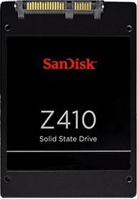 SD8SBBU-240G-1122, Твердотельный накопитель SSD SanDisk 240Gb Z410 (SD8SBBU-240G-1122)