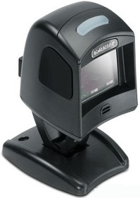 MG112041-001-412B, Magellan 1100i On_counter/ Imager/ 2D Barcode/ USB/ 3Y/ Stand/ Black