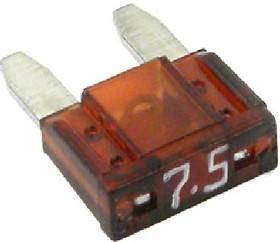 """KLS5-269-008, Автопредохранитель """"мини"""" 7.5А"""