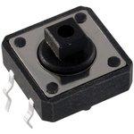 KLS7-TS1204-7.3-180 (TC-12ET), Кнопка тактовая 12х12, h=7мм