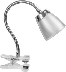 Светильник Navigator 71 575 NDF-C006-6W-4K-S-LED прищепка, гибкий, серый