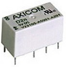 V23105A5003A201, DPDT submin relay,3A 12Vd