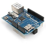 Фото 3/6 Ethernet shield for Arduino, (PES023)