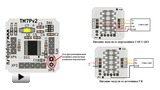 Смотреть видео: Прошивка модуля TM7P, Светодиодный линейный индикатор уровня, 2 канала, микроконтроллер STM32F030F4P6