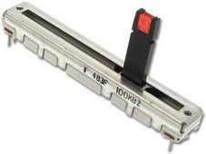 Фото 1/3 PTL30-15G1-103B1, 10 кОм, 0,1 Вт, 20%, Резистор переменный движковый