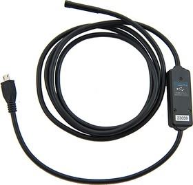 Фото 1/2 МЕГЕОН 33251, Видеокамера (Видеоскоп, Эндоскоп) micro USB