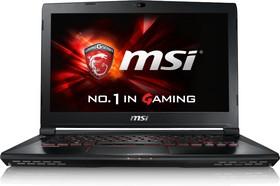 GS40 6QE-233RU, GS40 6QE (MS-14A1) 14.0'' FHD(1920x1080) nonGLARE/Intel Core i7-6700HQ 2.60GHz Quad/16GB/128GB SSD+