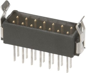 M80-8531042, Вилка на плату 10pin 2мм