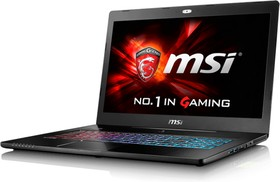 GS72 6QE-426XRU, GS72 6QE (MS-1775) 17.3'' FHD(1920x1080) nonGLARE/Intel Core i7-6700HQ 2.60GHz Quad/8GB/128GB SSD+1