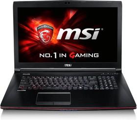 GE72 6QE-269RU, GE72 6QE (MS-1795) 17.3'' FHD(1920x1080) nonGLARE/Intel Core i5-6300HQ 2.30GHz Quad/16GB/1TB/GF GTX