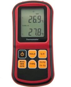 Фото 1/2 МЕГЕОН 16312, Измеритель температуры цифровой двухканальный