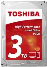 "HDWD130UZSVA, Жесткий диск TOSHIBA HDWD130UZSVA P300 High-Performance 3000ГБ 3,5"" 7200RPM 64MB SATA-III"
