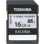 SD-X16UHS1(6, 16GB SDHC Class10 UHS-1 Exeria