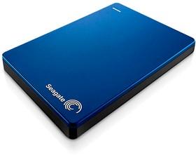 """STDR2000202, Внешний жесткий диск Seagate STDR2000202 2000ГБ Backup Plus Slim Portable 2.5"""" 5400RPM 8MB USB 3.0 B"""