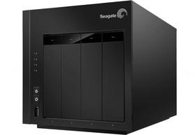 STCU8000200, Сетевой RAID накопитель Seagate STCU8000200 8000ГБ NAS 4bay Ethernet