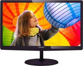 247E6QDAD (00/01), Монитор LCD 23,6'' 16:9 1920х1080 IPS, nonGLARE, 250cd/m2, H178°/V178°, 20М:1, 16,7M Color, 5ms, VGA