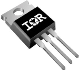 Фото 1/3 IRLU3410PBF, MOSFET N-Ch 100V 17A HEXFET IPAK