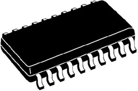 74HCT541D,653, Buffer/Line Driver 8-CH Non-Inverting 3-ST CMOS 20-Pin SO T/R