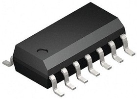 74HC08D, CMOS IC QUAD AND GATE 2-INPUT SOIC14