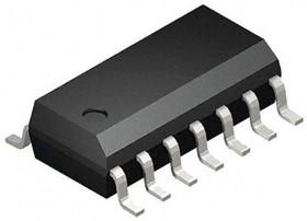 74HC00D, CMOS IC QUAD NAND GATE 2-INPUT SOIC14