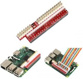Фото 1/5 Raspberry Pi B+ 40pin to 26pin GPIO Board