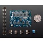 Фото 2/4 16-Channel 12-bit PWM/Servo Shield - I2C interface, (1411)
