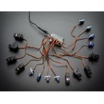 Фото 3/4 16-Channel 12-bit PWM/Servo Shield - I2C interface, (1411)