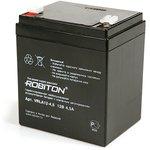 ROBITON VRLA12-4.5, Аккумулятор