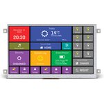 """MIKROE-2288, mikromedia HMI 7"""", Встраиваемая HMI панель 800 ..."""