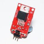 RDC1-0013 12V, Импульсный понижающий стабилизатор напряжения. LM2575-12, 13-40В / 12В. 1А