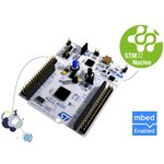 Фото 2/3 NUCLEO-F103RB, Отладочная плата на базе MCU STM32F103RBT6 (ARM Cortex-M3), ST-LINK/V2-1, Arduino-интерфейс