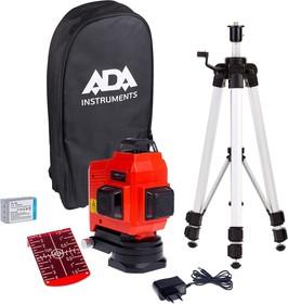 Построитель лазерных плоскостей ADA TopLiner 3-360 Set